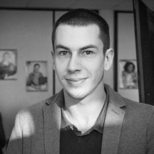 D. Julien, web développeur en recherche d'emploi